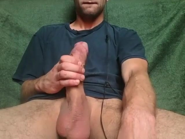 big dick expressing puppy anal glands