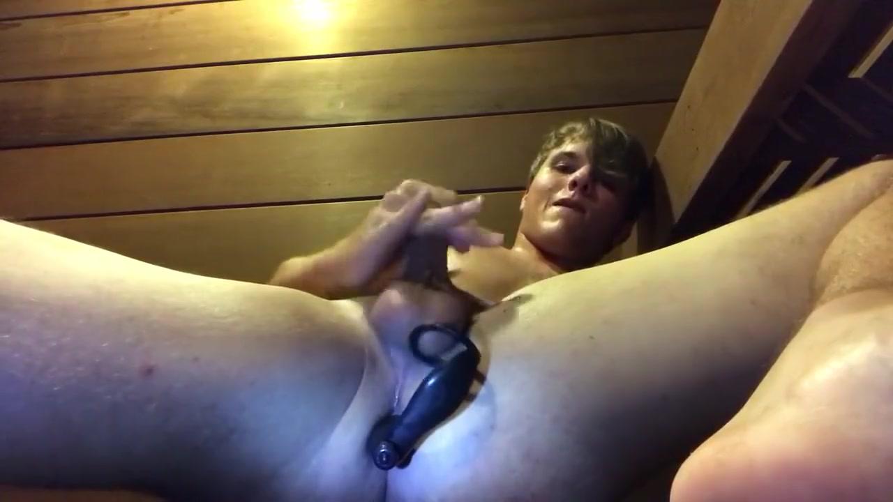 Steamy Sauna: TheDaddyDickson Gay Teen Big Ass