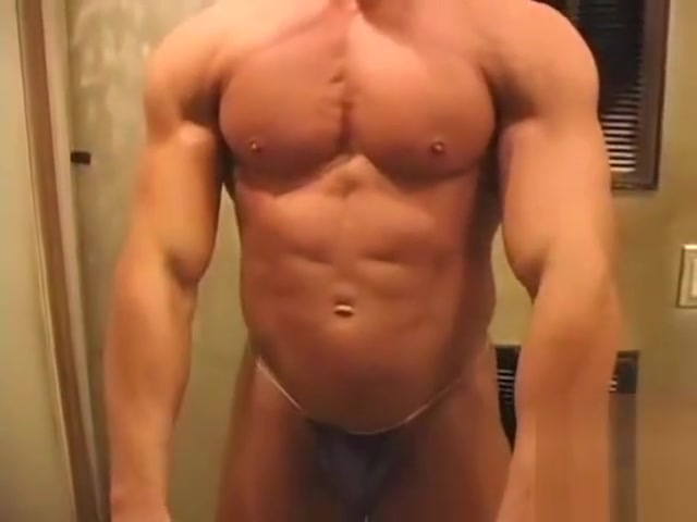 Bodybuilder so handsome! In thong! xvideos amateur threesome sexy ebony