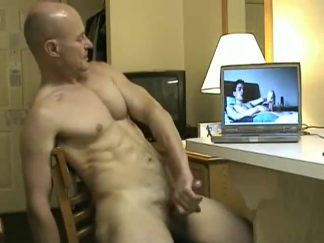 Bald Muscle Daddy Verbal Wank dfes adult financial literacy