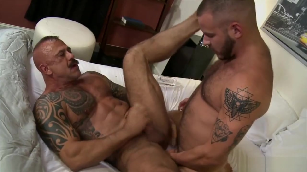 Pride Studios...Daddy and Boy Flip Fuck Many Times Big Land Xxxii Fuck