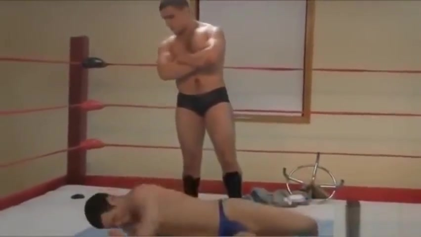 Wrestling! Dressed Master x Thong Slave! bitches with big ass