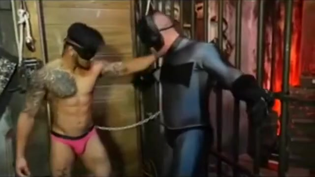 HERO HUNKS 2 Batman vs Tsunami Horny amateurs tribbing