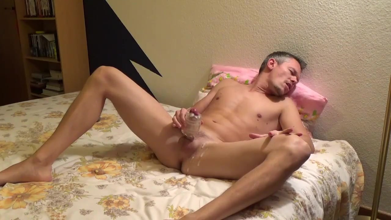 SEXY BOY beautifully finish with sperm ;-P Asian tickle feet big tits