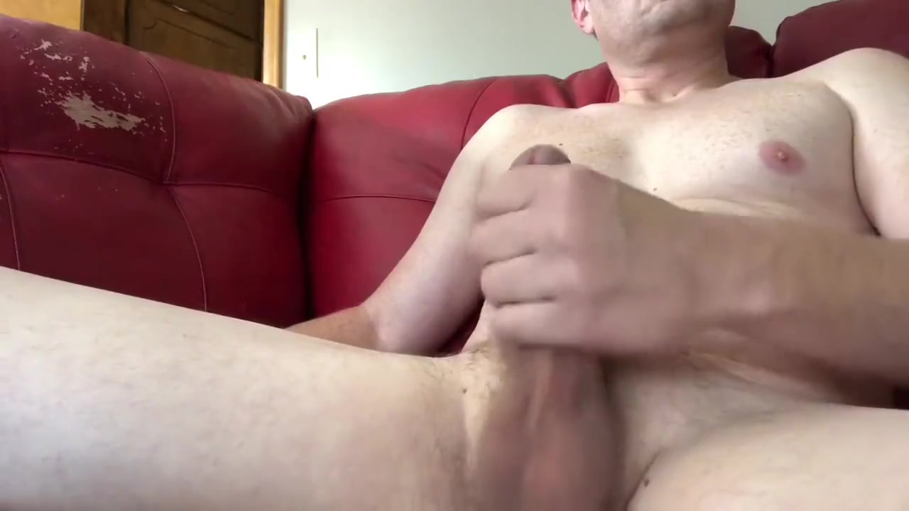 Stroking my big cock and cumming on cam lesbians in pantyhose videos