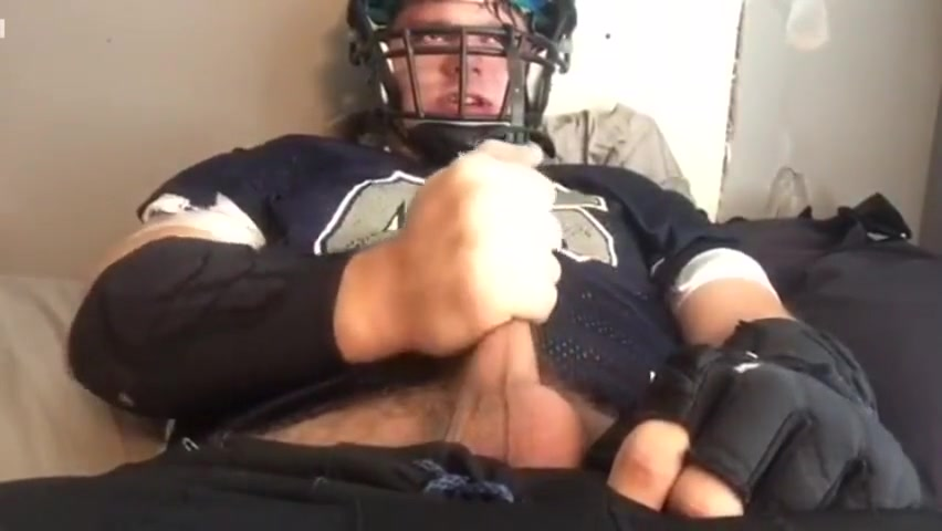 Football player cums Teacher gangbang porn gif