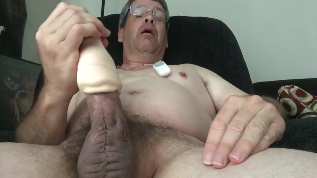 Jack off and blowjob cumming inside licked my butt husband slave