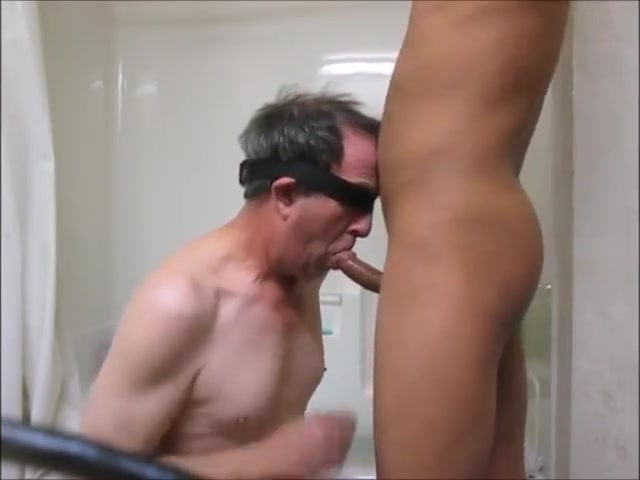 Granpas Mexican Str8 Suck Interrupted! Babysitter fucking my son