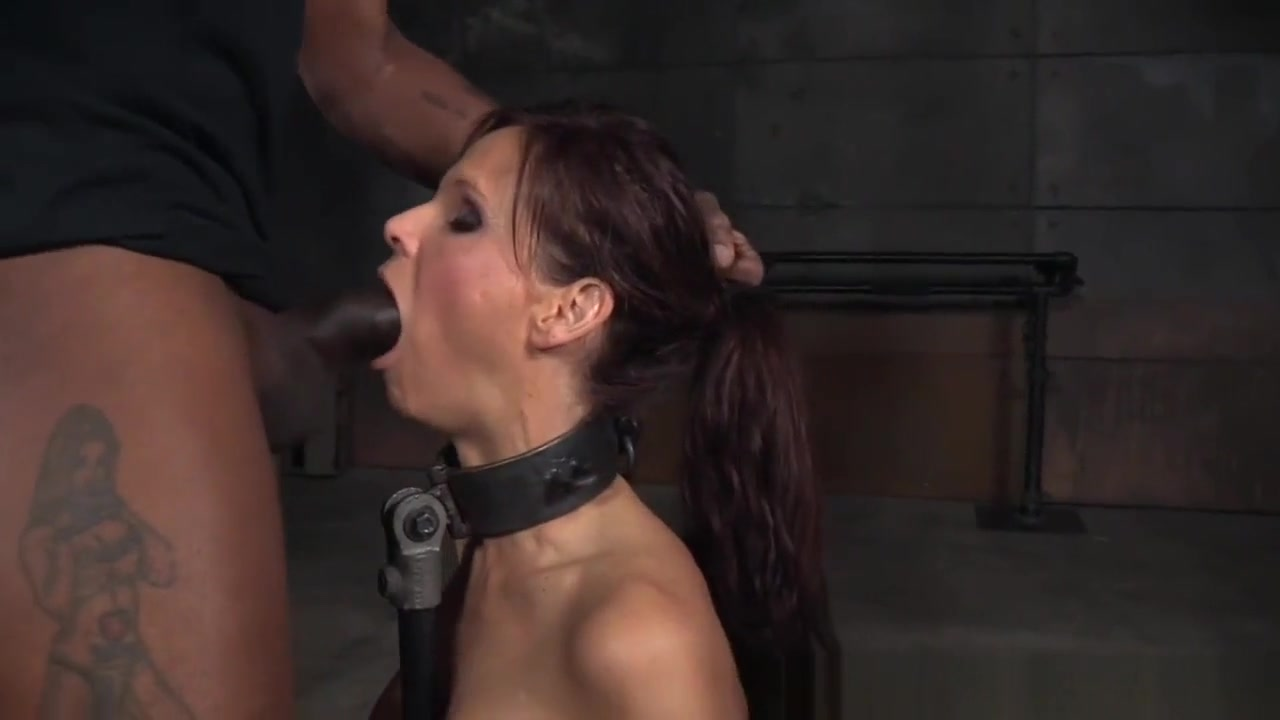 Busty Bonded Sub Used For Throating Maledoms Veronica veronika zemanova