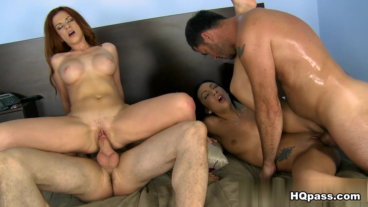 James Brossman, Abelia, Geena Gain, Zenza Raggi in Double magic Video legen of korra porn