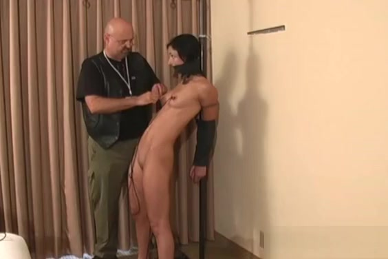 Slutty Girl Gets Enslaved By A Large Cheeky Dude He porn she