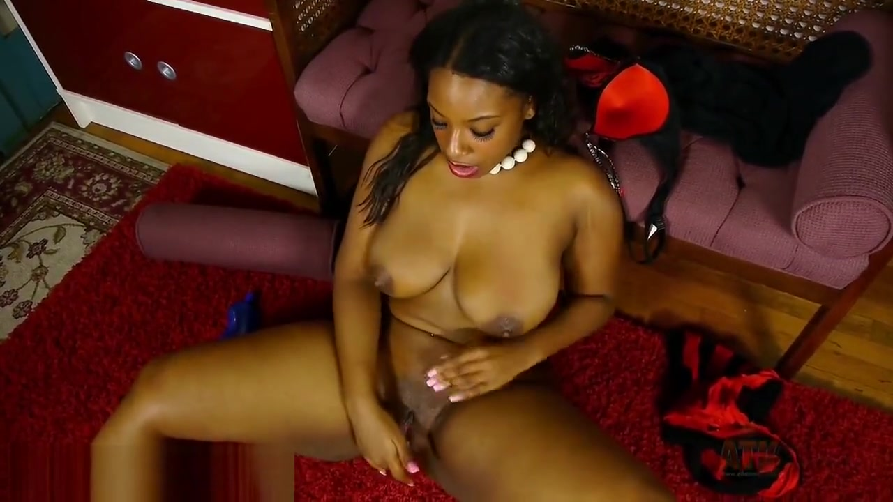 Layla Monroe strips and masturbates sexy army girl costumes