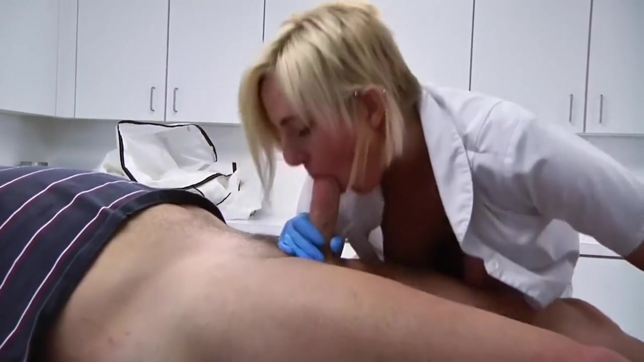 Nurse Gloves Erection Reliever