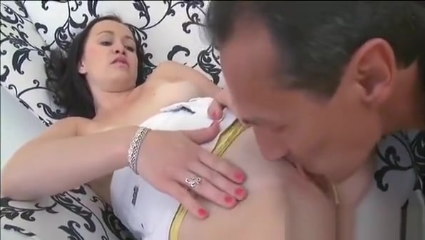 Bewitching Young Sweetie Enjoys Rear Fuck With Old Lad pic of nigerian big butt