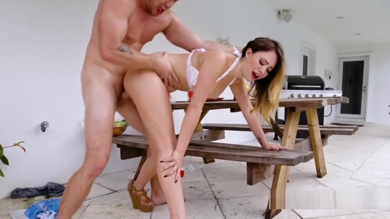 Teen Has Sneaky Sex At Bbq Pool Party fuck danica collins xxx