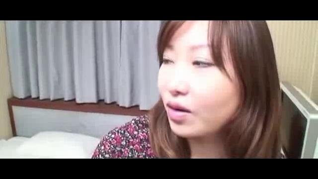 Shy Japanese Wife Kimshima Karin Creampied (Uncensored) son towel slipped naked mom