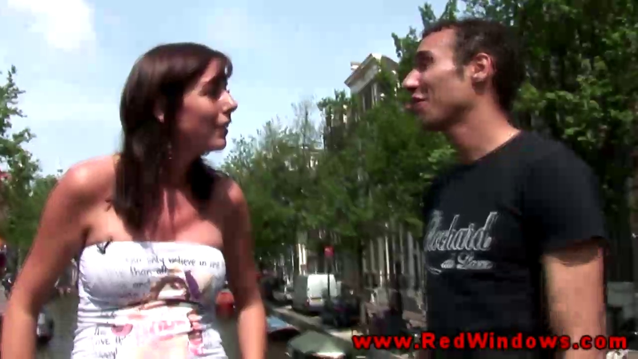 Real golden-haired slut gives tourist head Male and female sexuality