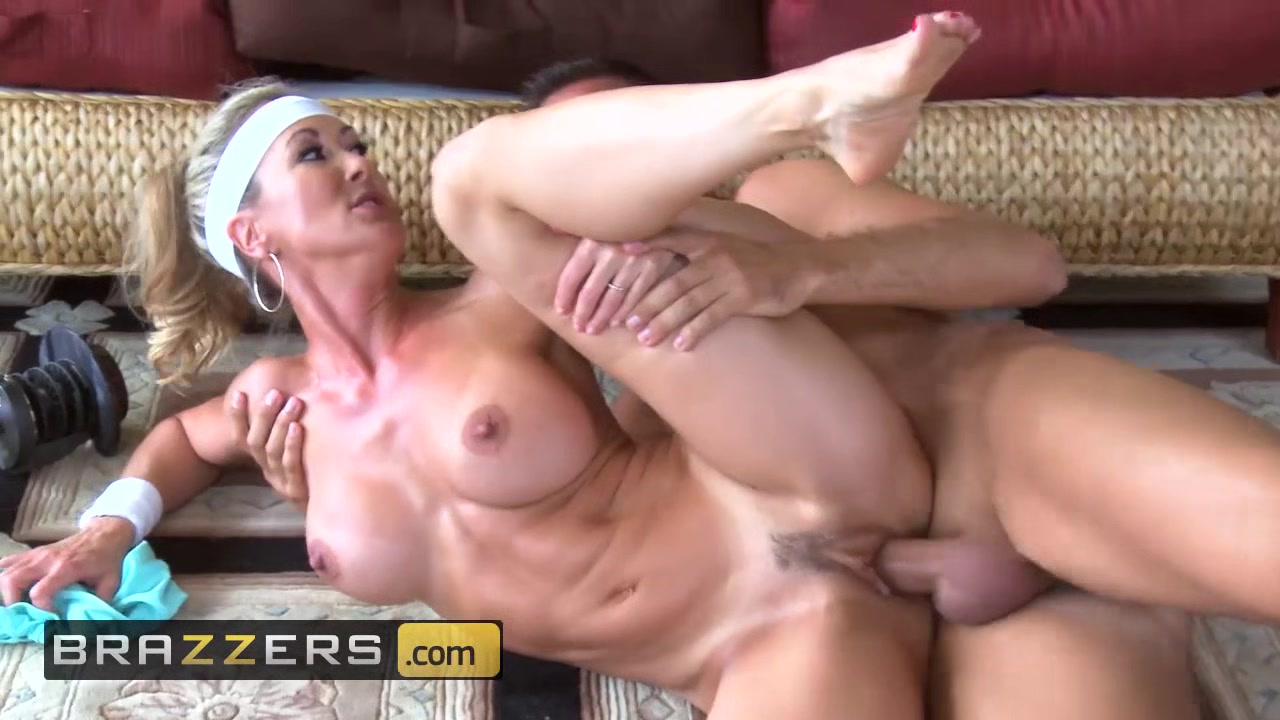 Brazzers - Big TITS in Sports - Brandi Love Keiran Lee - Shake his Dick Sex dating 18 website