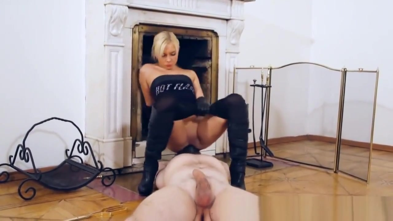 young russian mistress facesitting Loose milf in an interracial gangbang