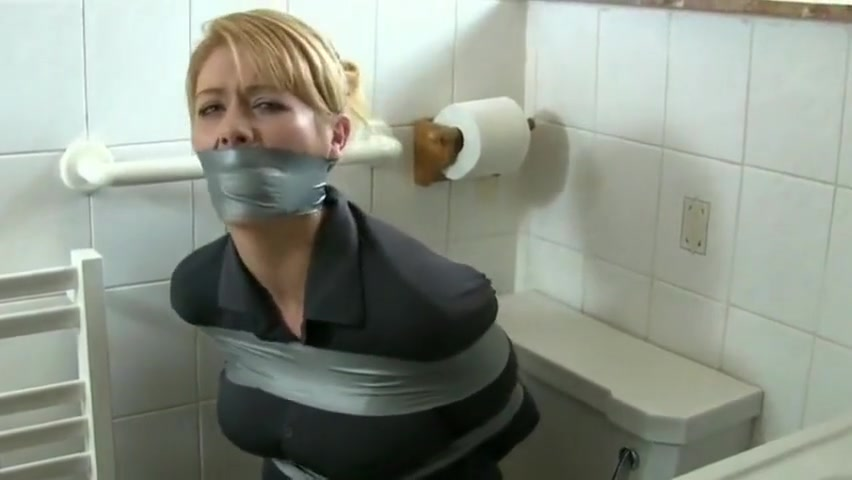 Taped up in the bathroom Adult stories alt