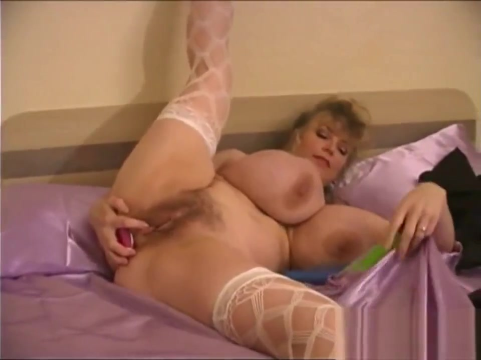 Old Busty Dirty Milf Plugs her Asshole - More at 69POPCORN