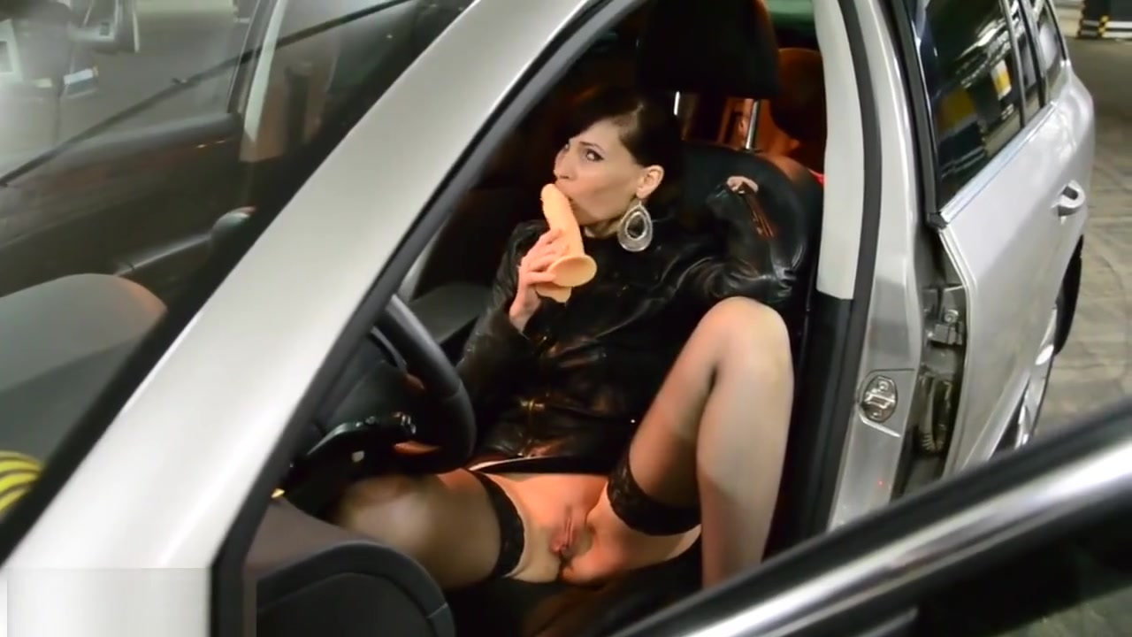 Riding a dildo on a car in a carpark Almost dating quotes to friends