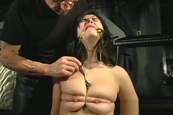 Butt Getting Red From Hardcore Spanking In Bdsm Session