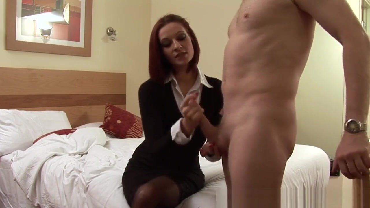 Cfnm Babe Spanking Her Submissive Lover Big ass fucked laying down