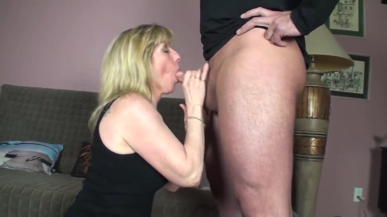 Mature Carol Cox Sucks And Swallows A Pornhub Subscriber
