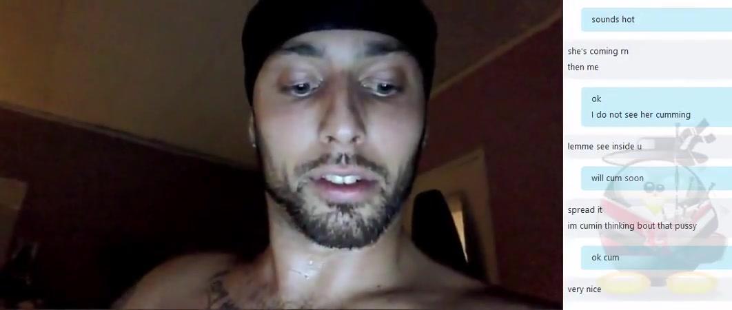 Horny and hot amateur couple fucking on Skype, she swallows dragon ball porno de goten gohan milk bulma desnuda comic porno 3