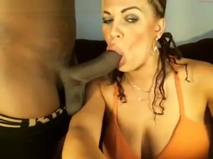 Hot Bbc Blowjob On Webcam