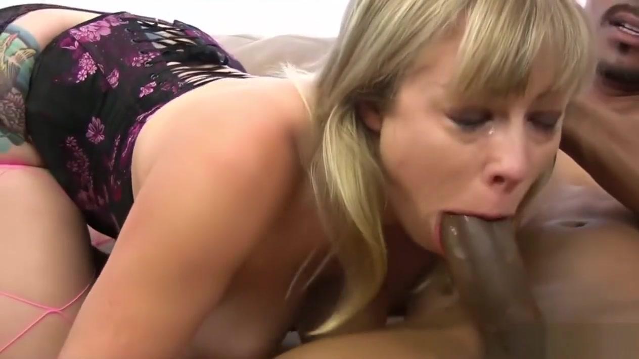 Adrianna Nicole Gets A Big Cock