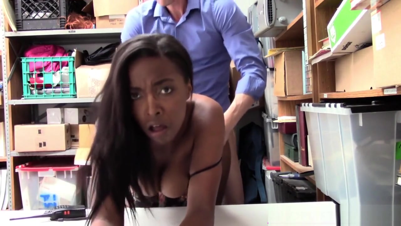 Busty Ebony Cutie Failed At Cock Sister and brother anal fuck