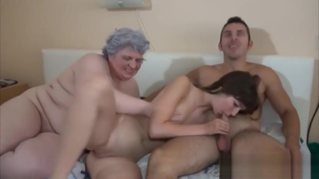 Cubby Granny Wants Some Stiff Penis free porn with angy from gorge lopeze