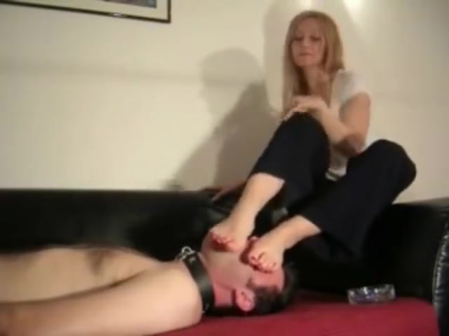 Kalypso Foot Worship I cant fuck with you