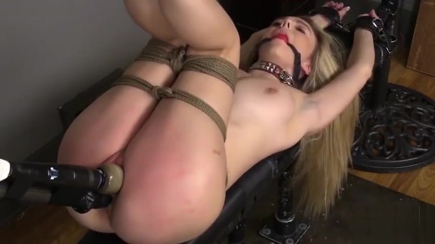 Bondage girl so tightly