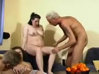 Groupsex with two german pregnants Masturbating is more fun with a sex toy