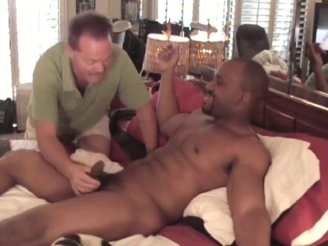 Tom Browne aka Rod Diesel ebony lesbians strap on sex