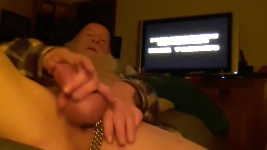 Horny verbal Daddy edge and CUM Jennifer Stone bounds on dick after sucking