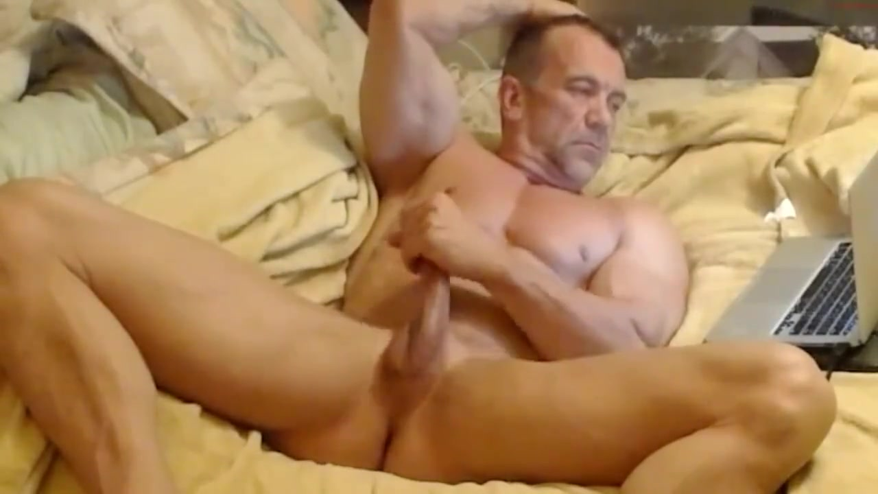 Muscledaddy Webcam Show 5 Lifelike sex doll porn
