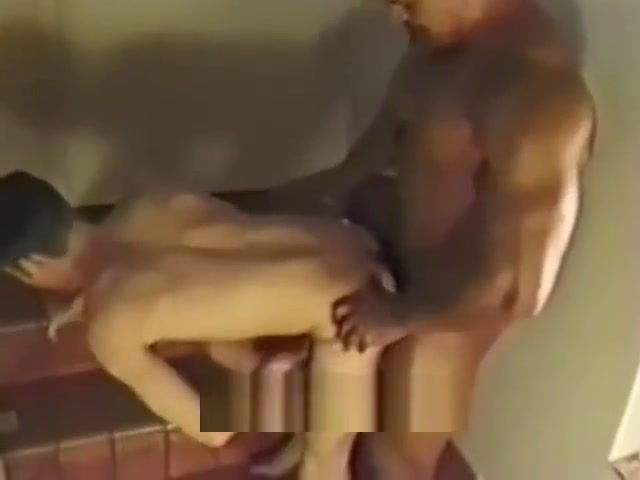Two Hunks one Twink porn video dirty talk