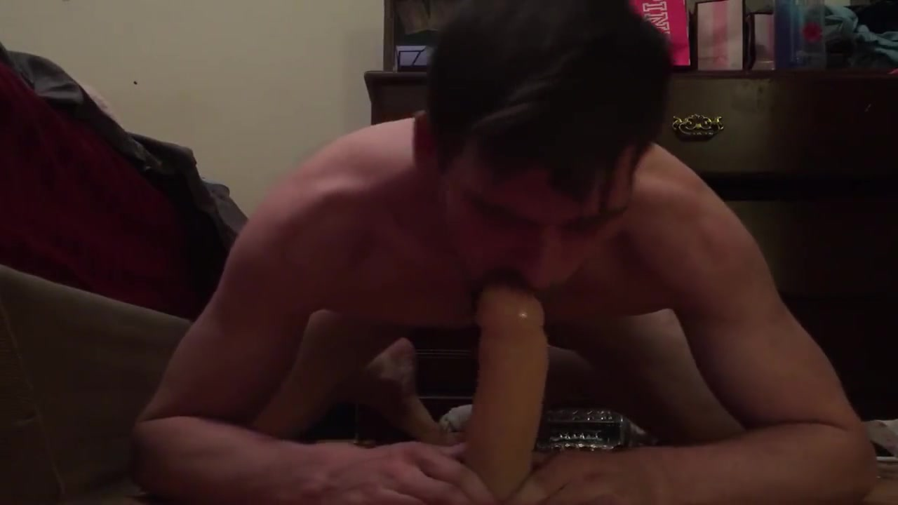 Thick Dildo Throat Training Funny gay payouts