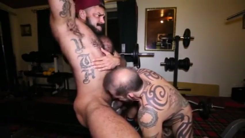 Bareback Work out with Rogan Jackalope jacks charlotte