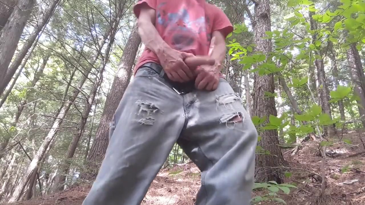 Forest wank session 2018 #21 kelly piss r video