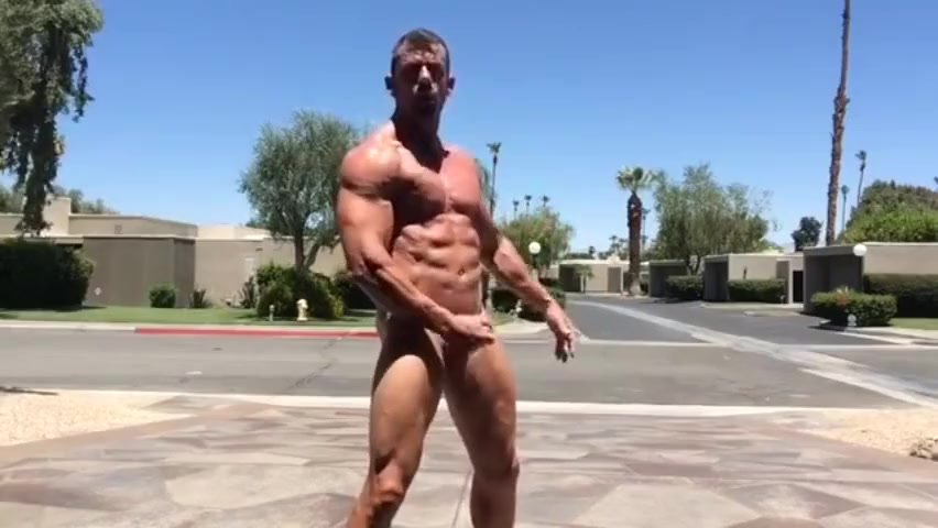 Muscle Dad Jerk Off Outside naked how to train your dragon