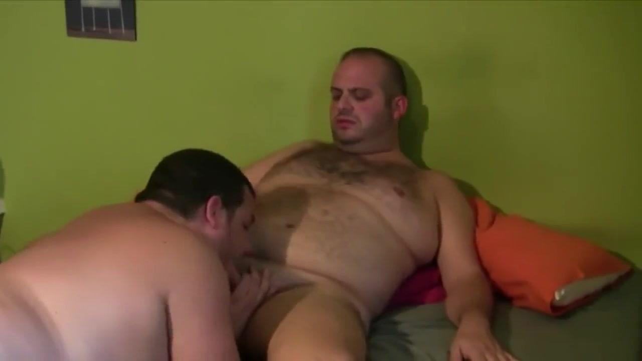 Osos Gordos Follando Duro men with really big dicks videos