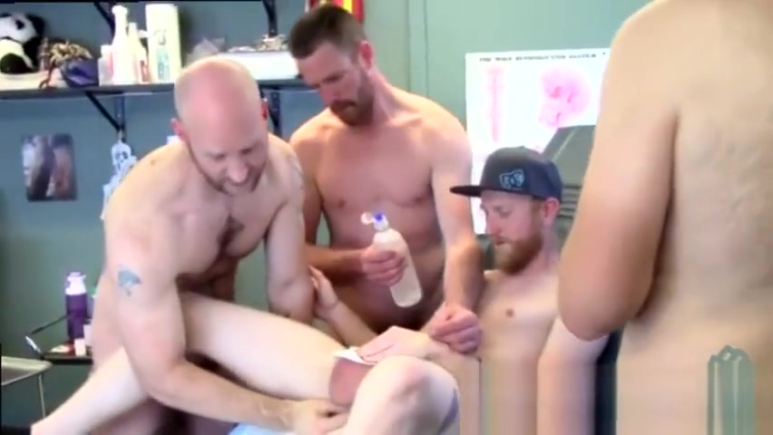 Cute gay boys with sex toys xxx First Time Saline Injection for Caleb made in nigeria porn videos