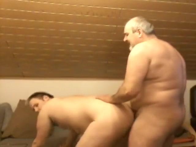 DaddyBear Fucks Hard 12 Dirty Lesbians Doing Butt Stuff