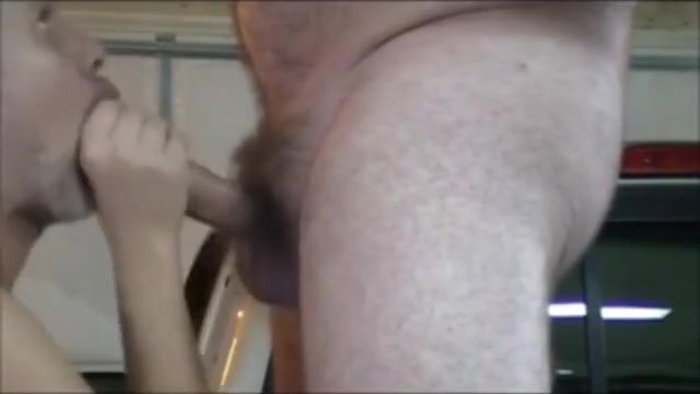 Verbal daddy sucked by his bitch tight czech slut enjoys in strangers cock