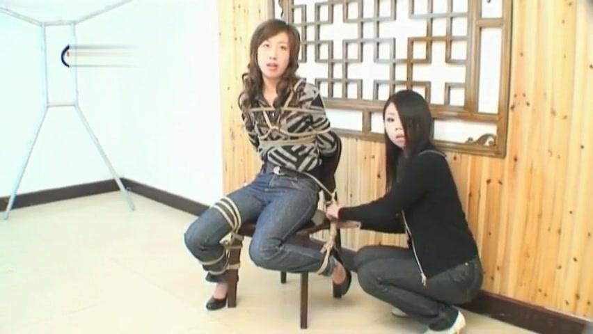 Chinese bondage studio